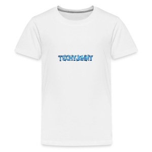 Plaint tech t - Kids' Premium T-Shirt