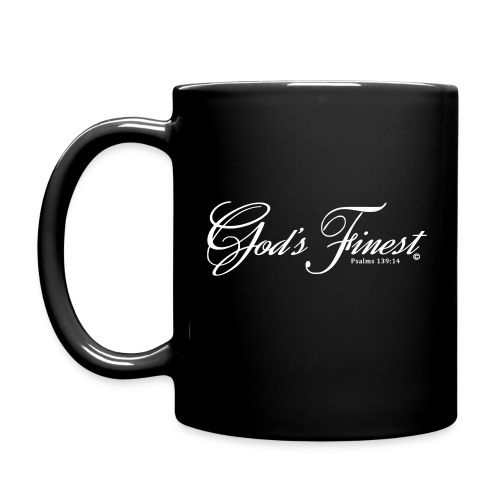 God's Finest Full Color Mug (White) - Full Color Mug