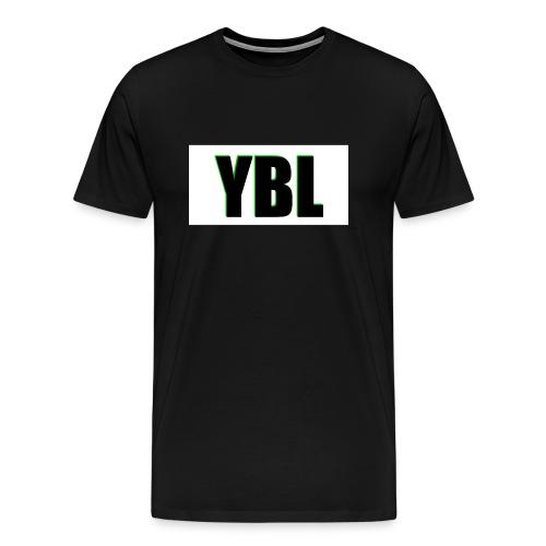 YBL Basic T-Shirt (Men) - Men's Premium T-Shirt