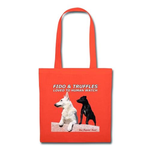 Fido & Truffles – Tote Bag - Tote Bag