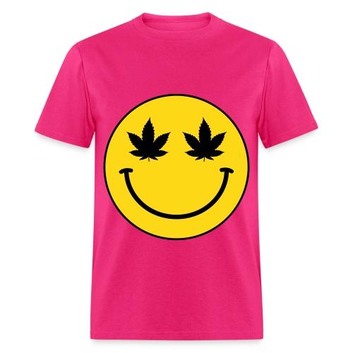 8f3ab3565c9 Hi Smiley Tee - Men s T-Shirt