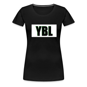 YBL Basic T-Shirt (Women) - Women's Premium T-Shirt