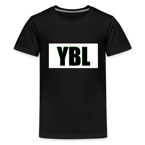 YBL Basic T-Shirt (Kids) - Kids' Premium T-Shirt