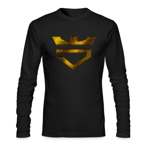Snipor Gold 125k Long Sleve T - Men's Long Sleeve T-Shirt by Next Level