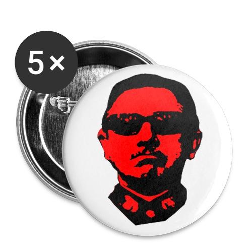 Pinochet Button - Large Buttons