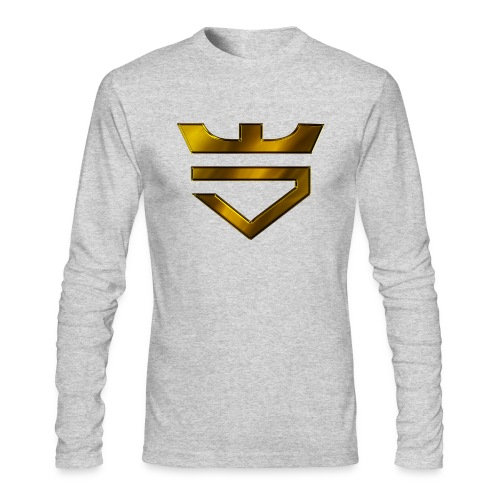 Snipor Gold 125k Long Sleeve T - Men's Long Sleeve T-Shirt by Next Level