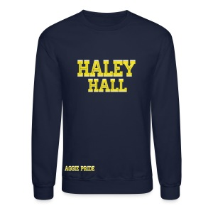 Haley Hall - Aggie Pride Sweatshirt - Crewneck Sweatshirt
