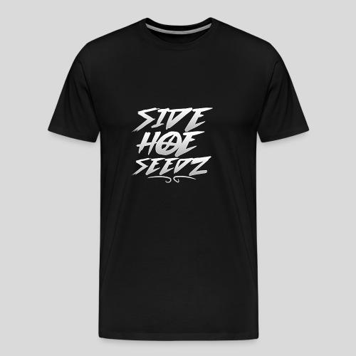 Side Hoe Seedz T-Shirt - Men's Premium T-Shirt