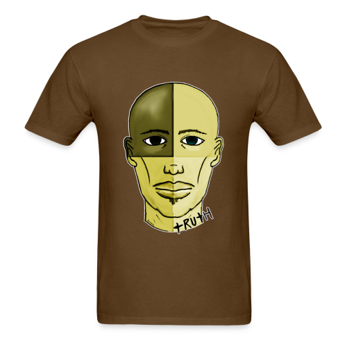 Face T - Men's T-Shirt