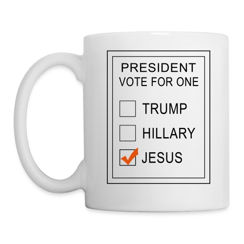 Classic Election Mug - Coffee/Tea Mug
