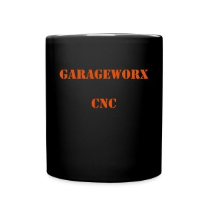 GarageWorX CNC Coffee Mug - Full Color Mug