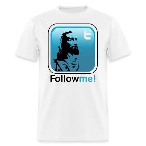 Jesus Follow - Men's T-Shirt