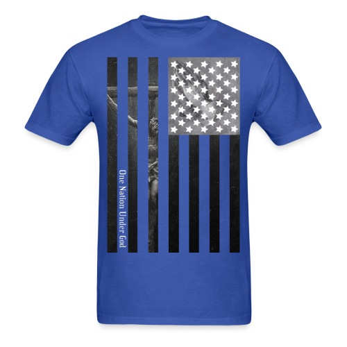 One Nation - Men's T-Shirt