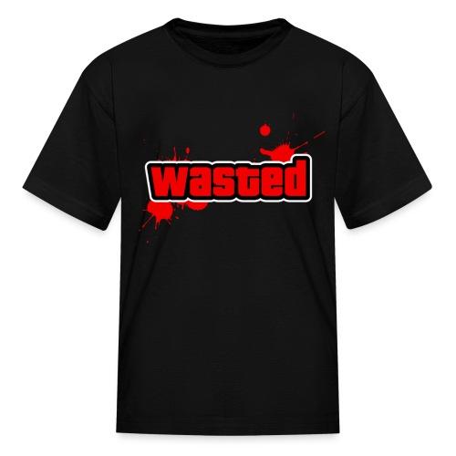 Wasted kids - Kids' T-Shirt