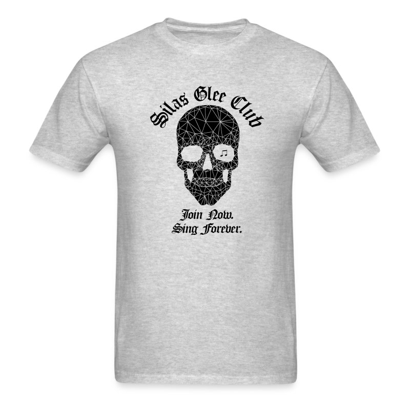 Silas Glee Club Men's T-Shirt - Men's T-Shirt