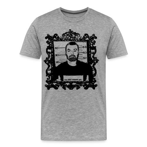 Framed Steven Avery T-Shirt - Men's Premium T-Shirt