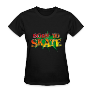 T-Shirts ~ Women's T-Shirt ~ Article 107077395