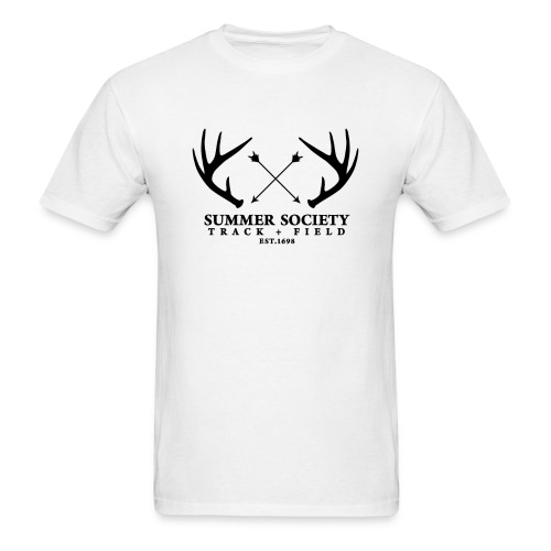 Summer Society Men's T-Shirt x Grace Kooken  - Men's T-Shirt