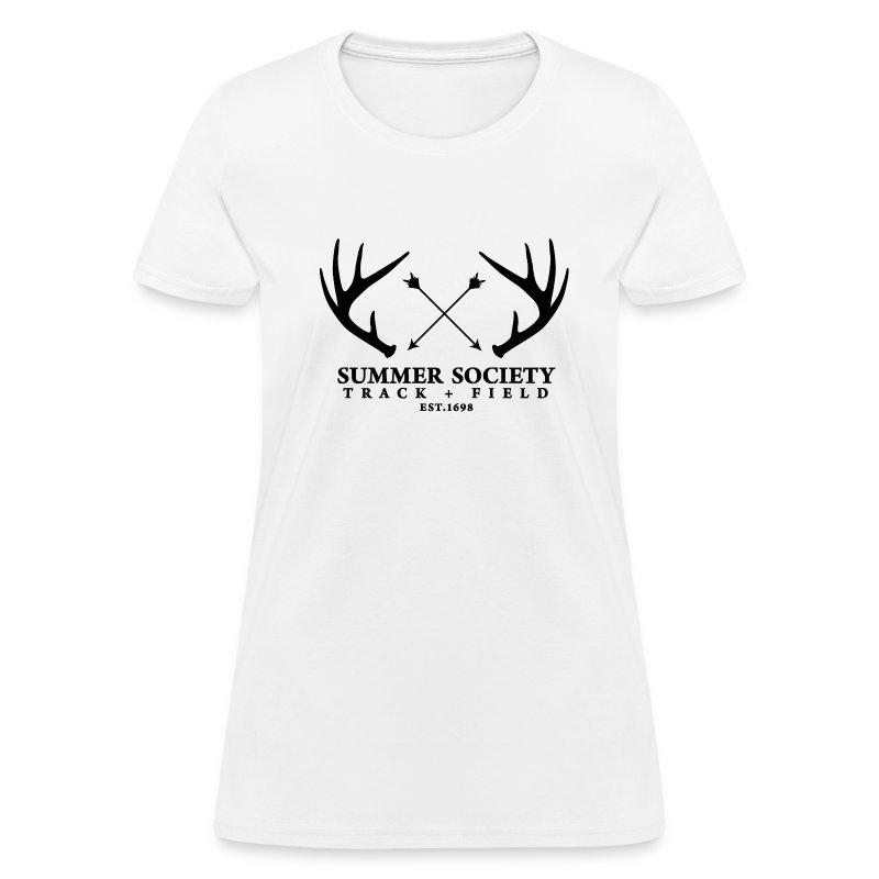 Summer Society Women's T-Shirt x Grace Kooken - Women's T-Shirt