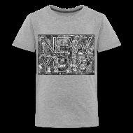 Kids' Shirts ~ Kids' Premium T-Shirt ~ New York T-shirts Classic NYC Souvenir Shirts