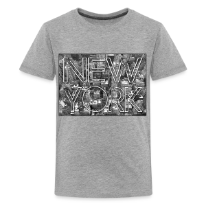 New York T-shirts Classic NYC Souvenir Shirts  - Kids' Premium T-Shirt
