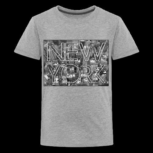New York T-shirts Classic NYC Souvenir Shirts  - Kids' Premium T-Shirt