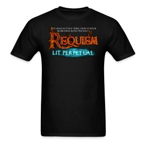 Requiem: Lit Perpetual - Men's T-Shirt
