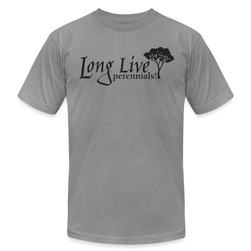 Long Live PERENNIALS! (Lght Shrt) - Men's Fine Jersey T-Shirt
