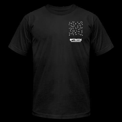 Optimism Shirt Big & Tall - 3X + UP - Men's Fine Jersey T-Shirt