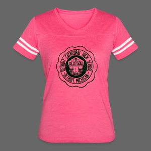 Detroit Cathedral High School - Women's Vintage Sport T-Shirt