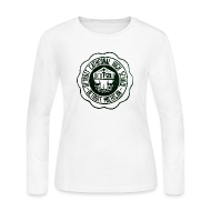 Long Sleeve Shirts ~ Women's Long Sleeve Jersey T-Shirt ~ Detroit Cathedral High School