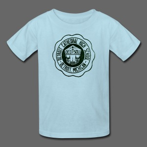Detroit Cathedral High School - Kids' T-Shirt