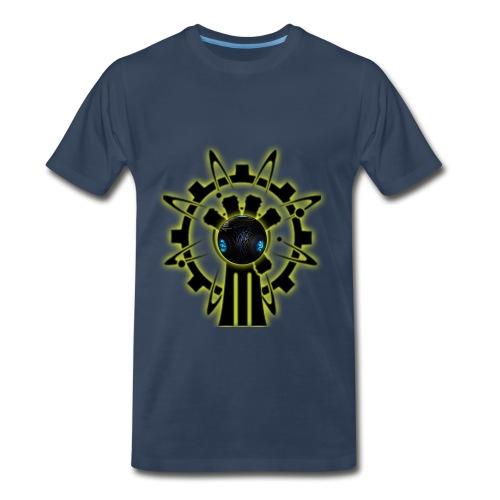 Summon the Group - No Blood - Men's Premium T-Shirt