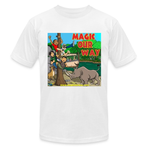 Jungle Cruise Logo-Men's - Men's Fine Jersey T-Shirt