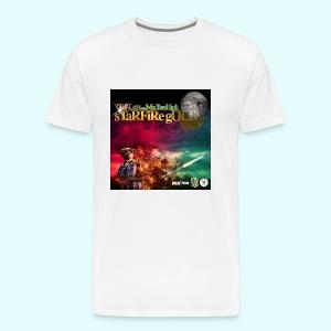 STARFIRE GOLD TEE (WHT) - Men's Premium T-Shirt