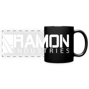 RAMON INDUSTRIES - Black Mug - Full Color Panoramic Mug