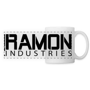 RAMON INDUSTRIES - White Mug - Panoramic Mug