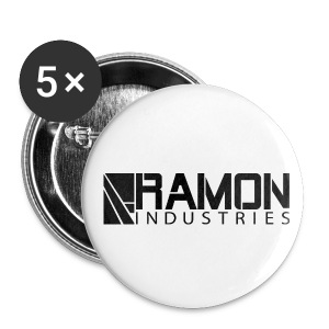 RAMON INDUSTRIES - 25mm Button - Small Buttons