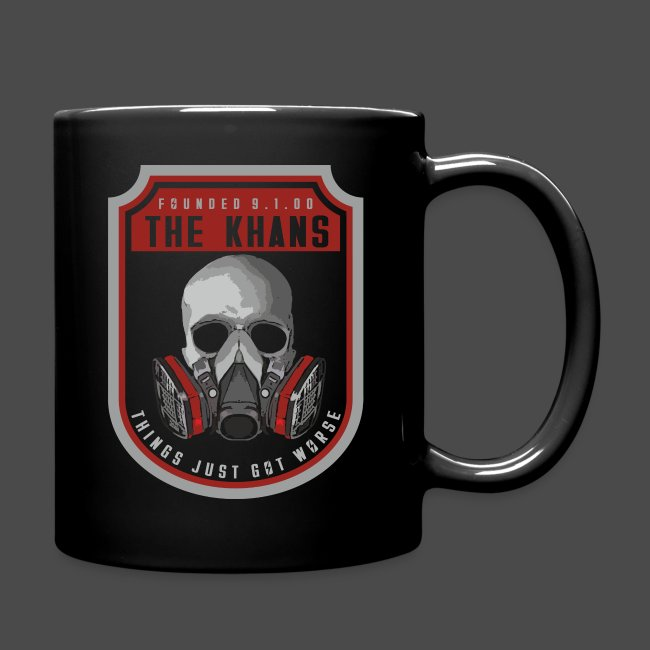 The Khans Coffecup