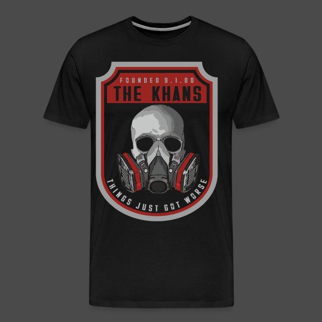 The Khans T-shirt