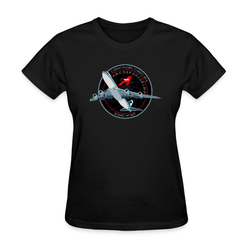 Cathay 747-8 Project Women's T-Shirt - Women's T-Shirt
