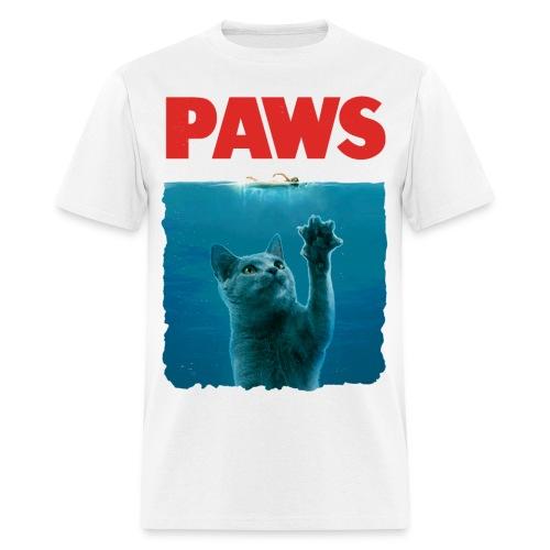 PAWS! - Men's T-Shirt