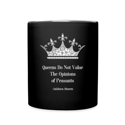 Queens Coffee Mug - Full Color Mug
