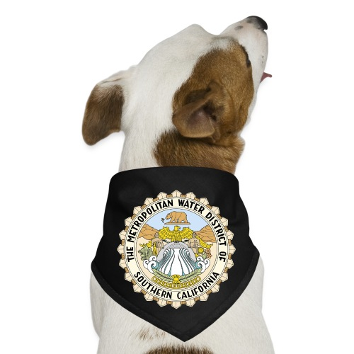 MWD Dog Bandana - Dog Bandana