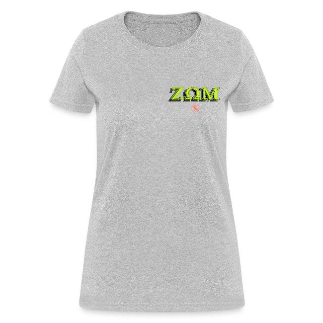 Zeta Omega Mu Women's T-Shirt