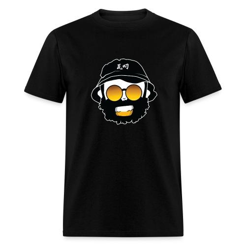Official Ghetto Monk Black & Gold - Men's T-Shirt