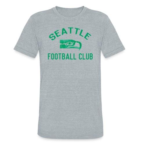 Seattle Throwback - Unisex Tri-Blend T-Shirt