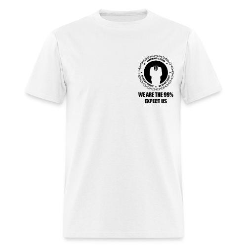 Anonymous 6 Black - Men's T-Shirt