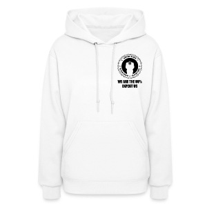 Anonymous 6 Black - Women's Hoodie