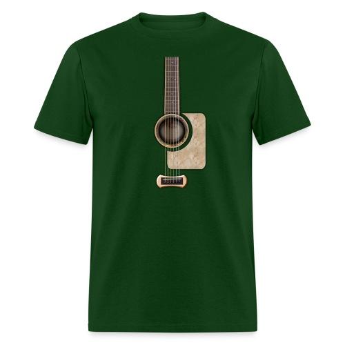 Guitar Parts - Men's T-Shirt